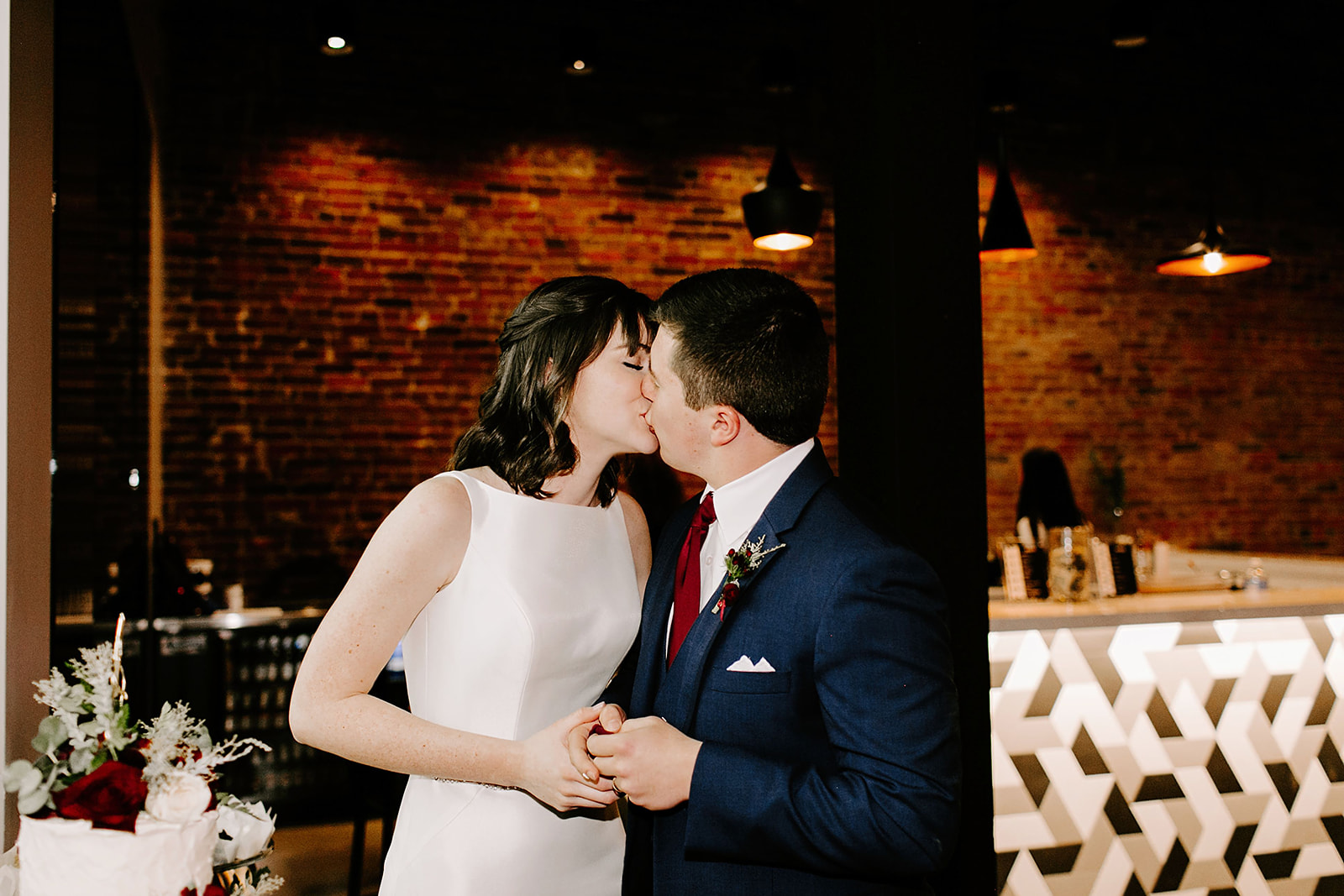 Emily and Davis_ Wedding at Vision Loft Indy in Indianapolis Indiana by Emily Elyse Wehner Photogrpahy LLC-818.jpg