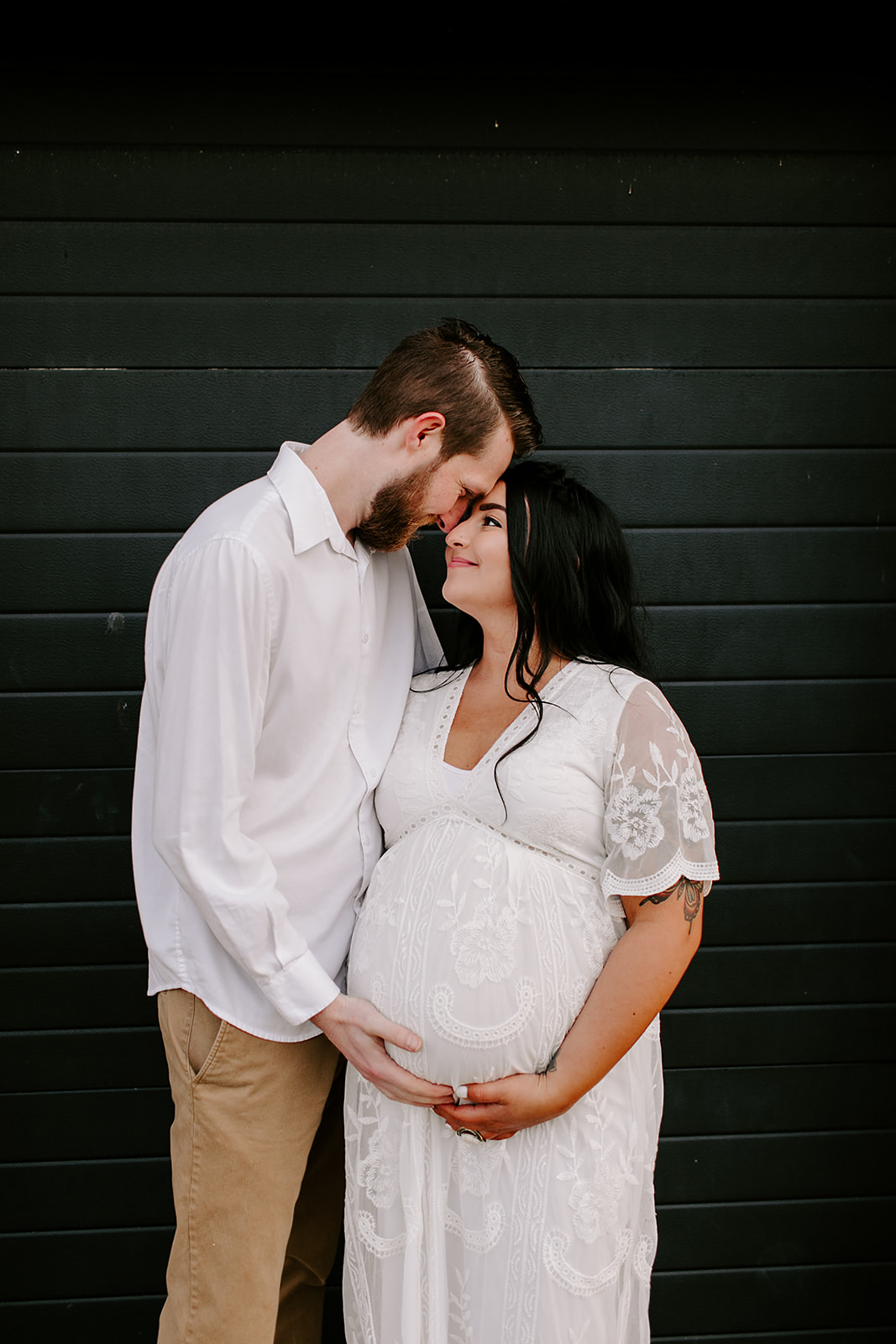 Maternity Session in Carmel, Indiana