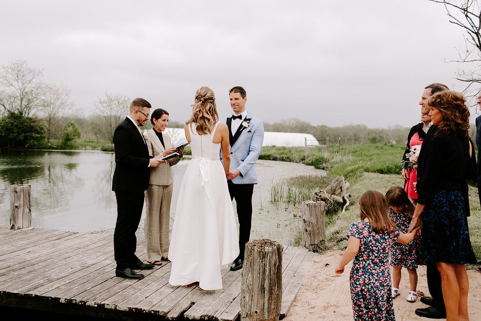 Traders Point Creamery Elopement in Zionsville, Indiana