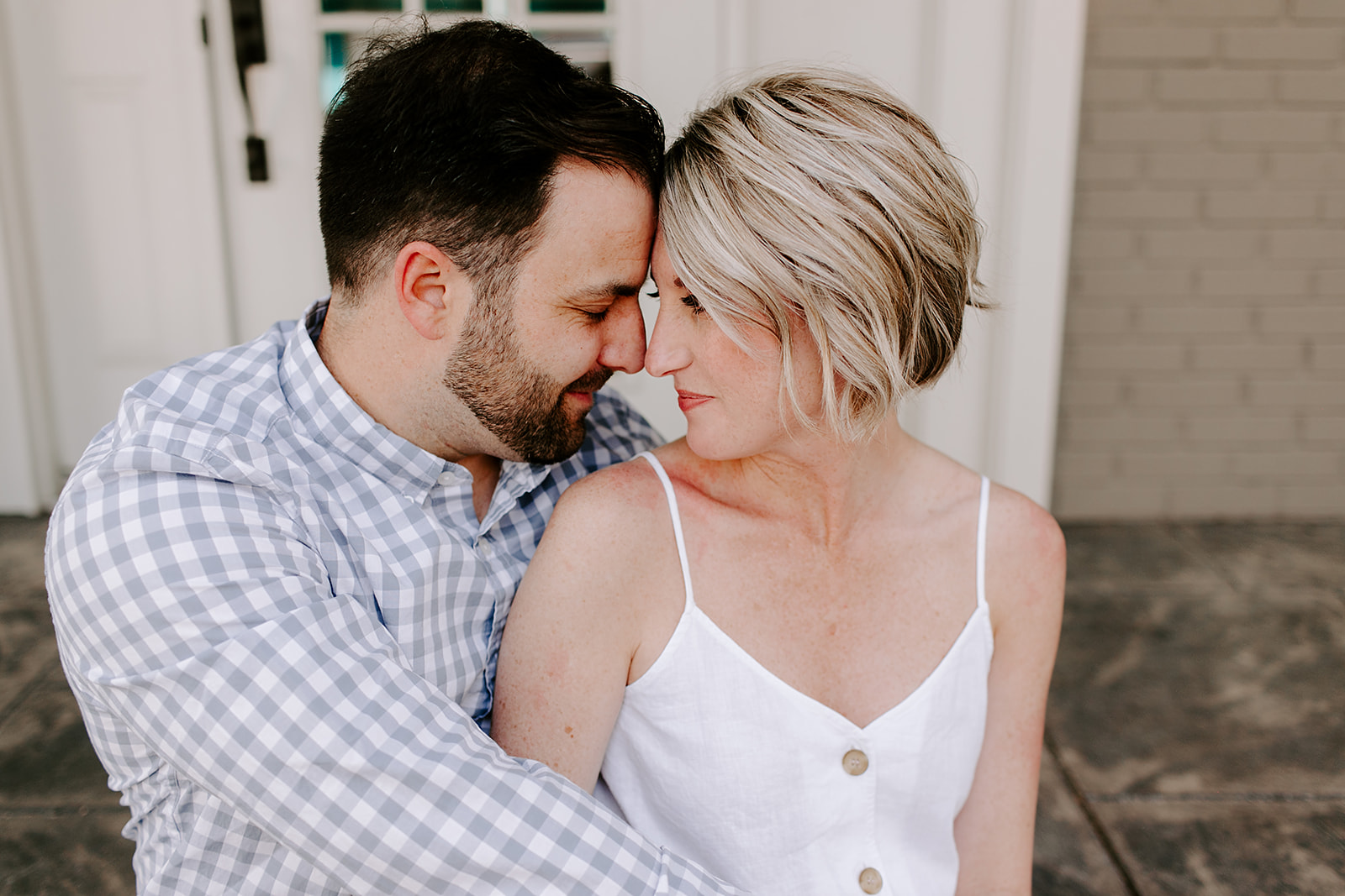 Zionsville Engagement Session by Emily Elyse Wehner Photography