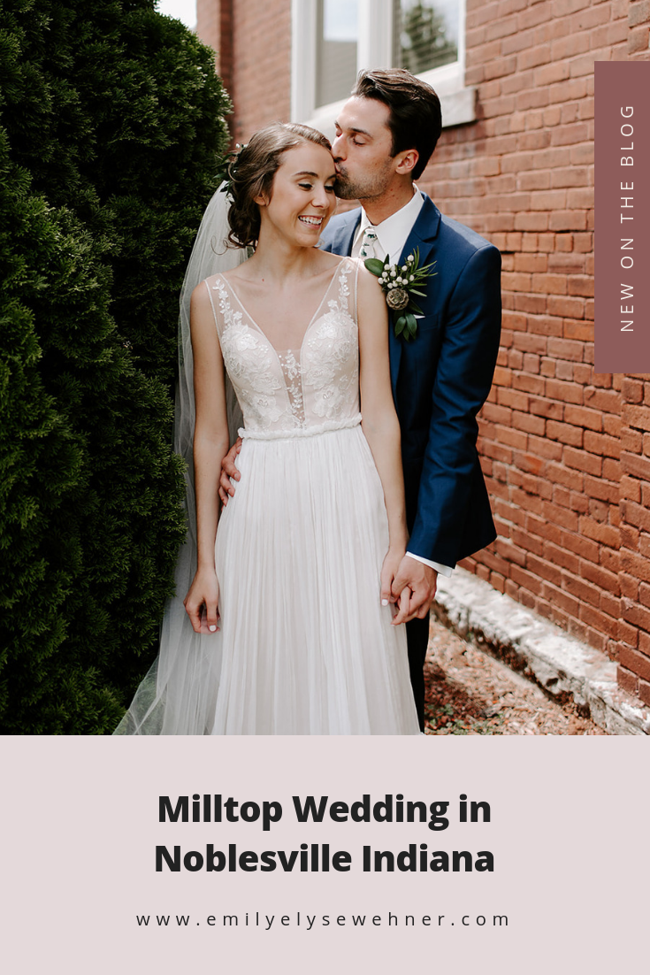 Milltop Wedding in Noblesville Indiana
