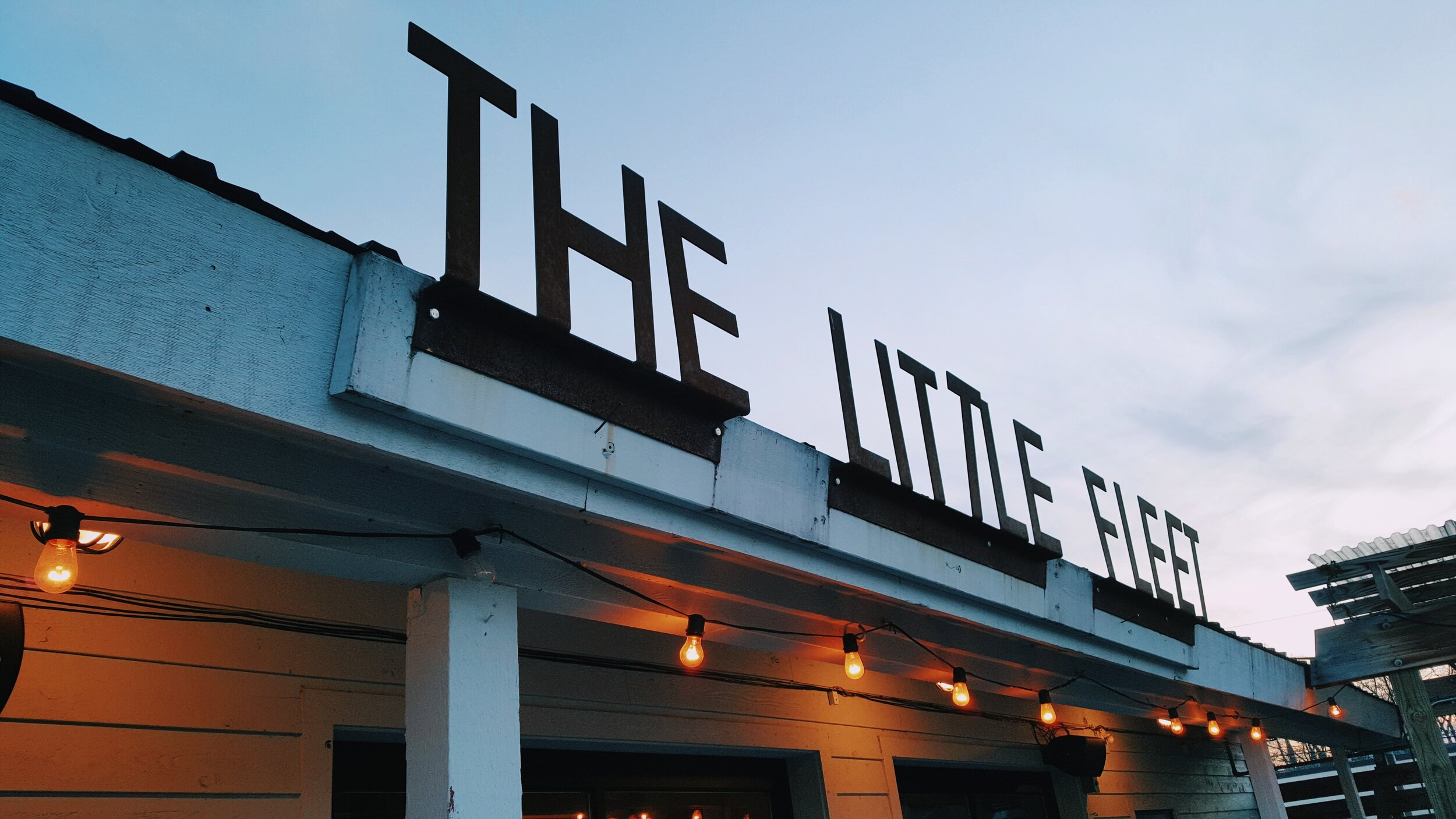 The Little Fleet Restaurant