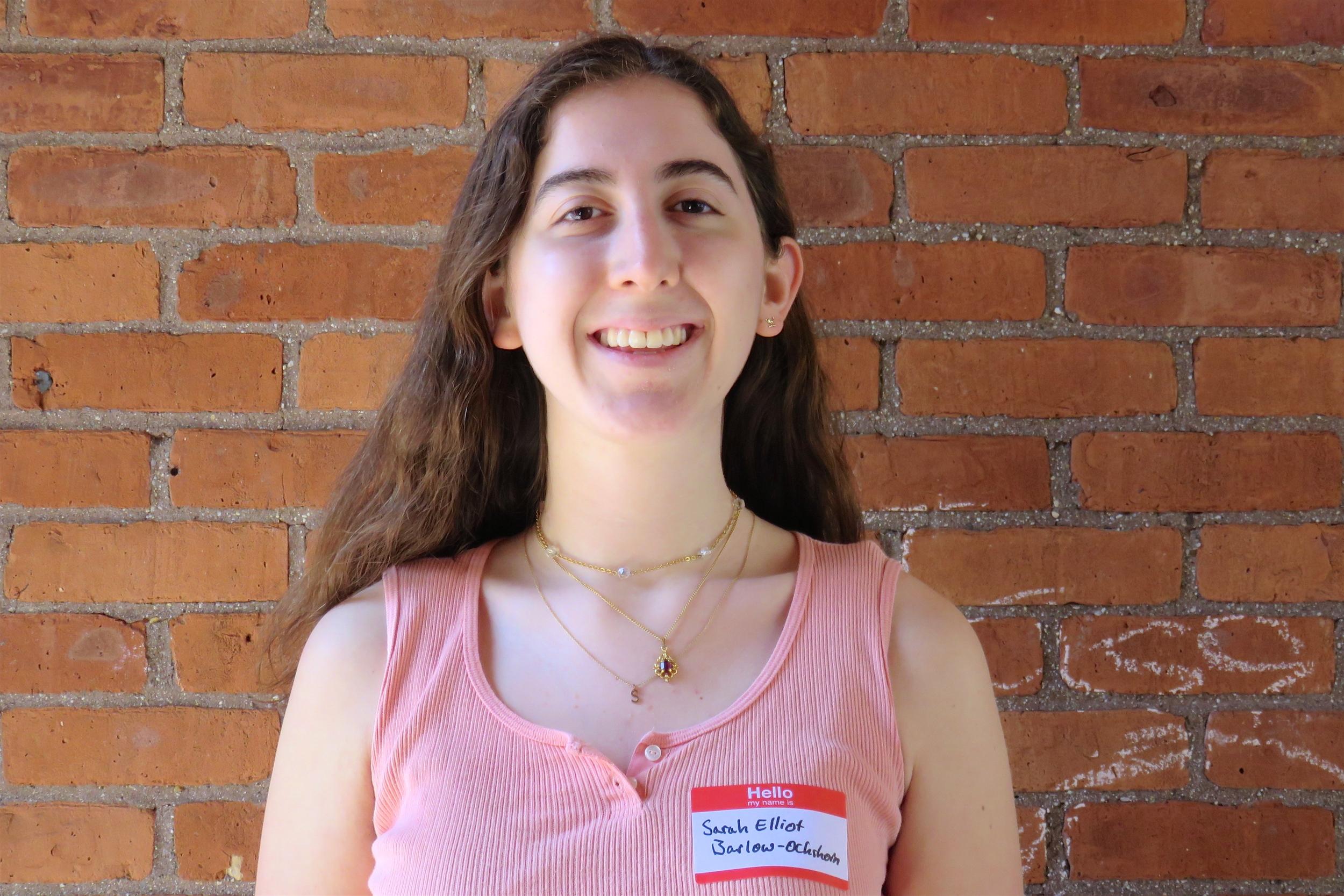 Sarah Elliot Barlow-Ochshorn