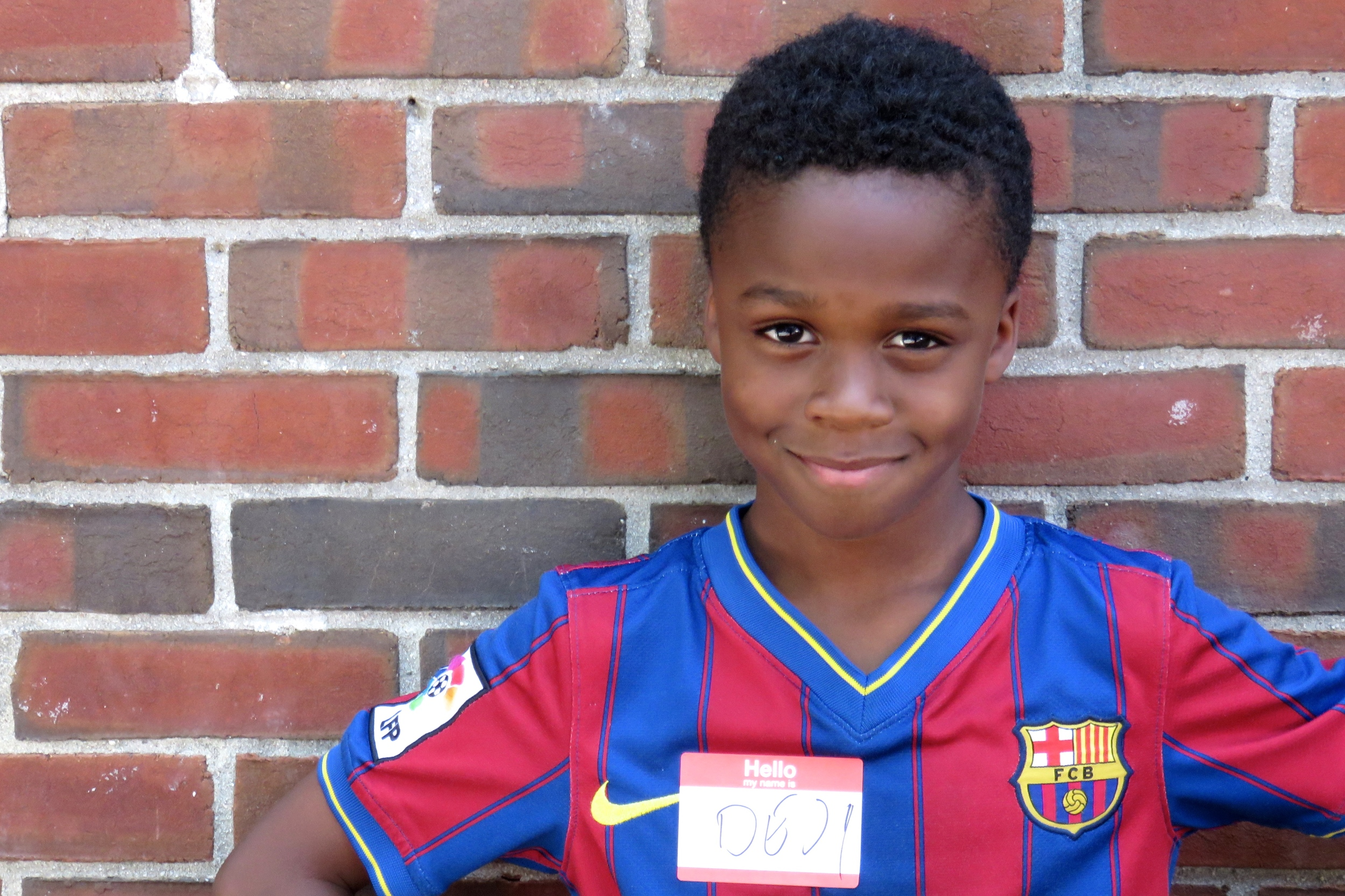 Deji Sylvain (3rd Grade)