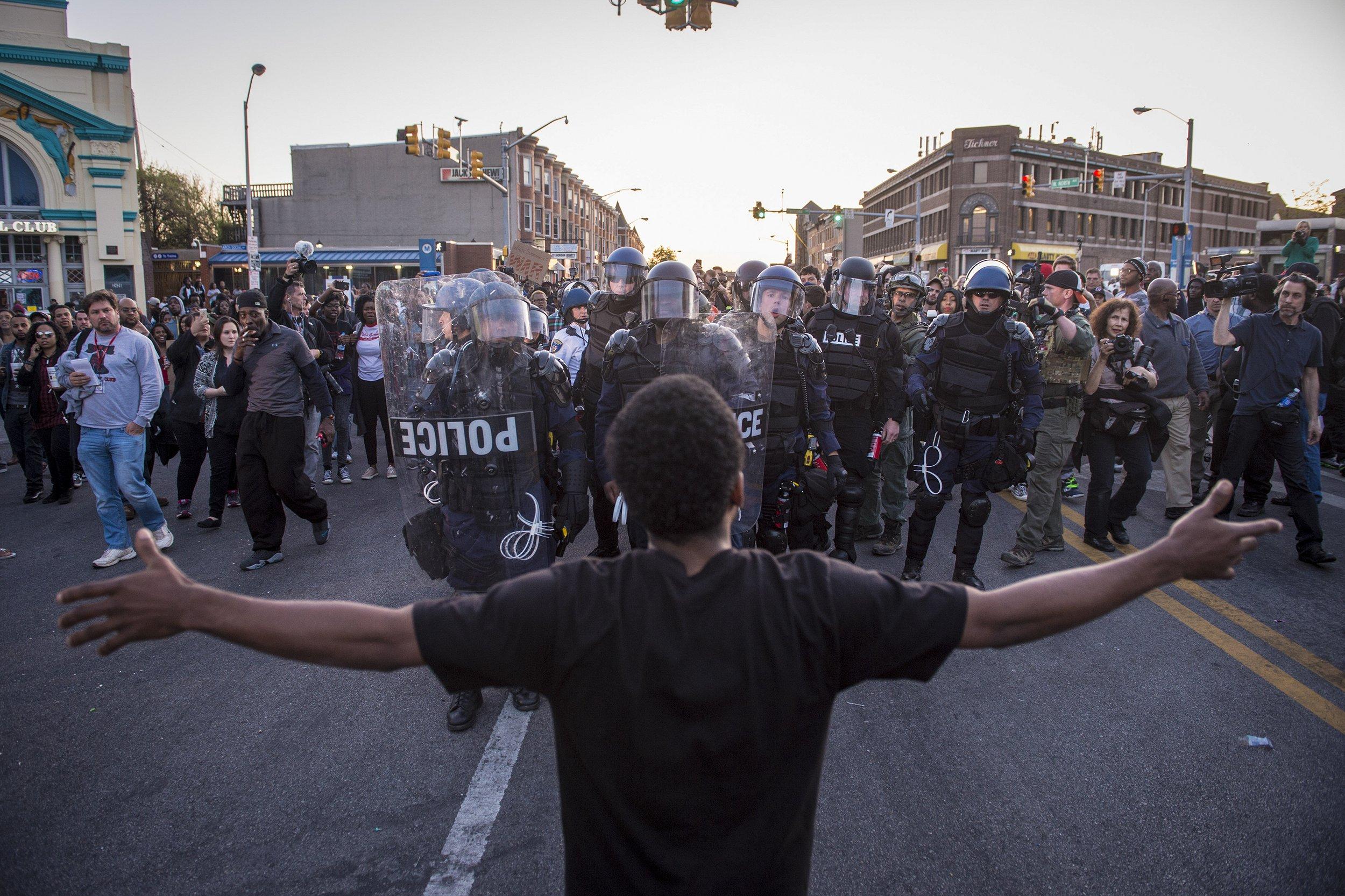 grayprotestors