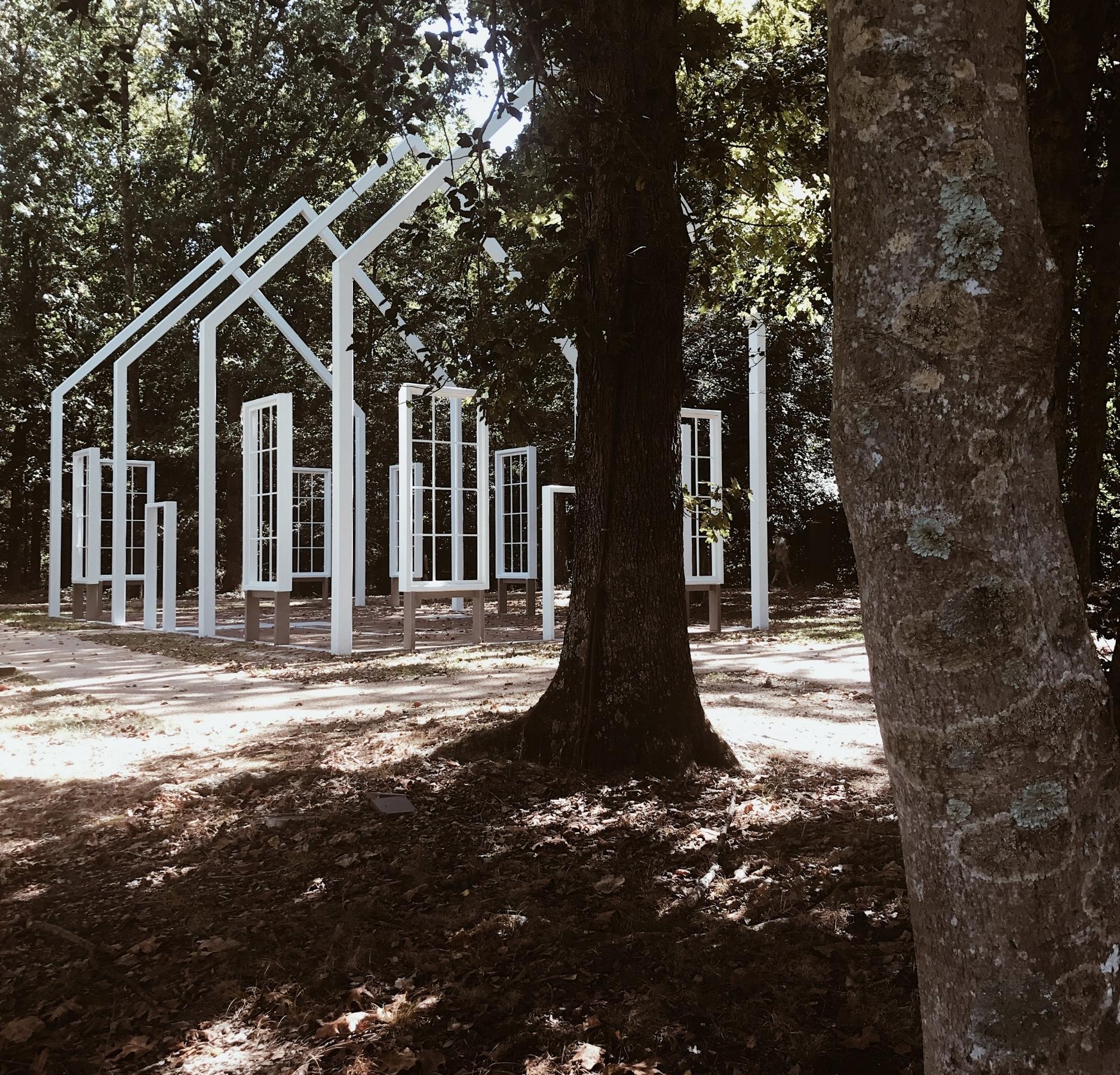 The Polegreen church -
