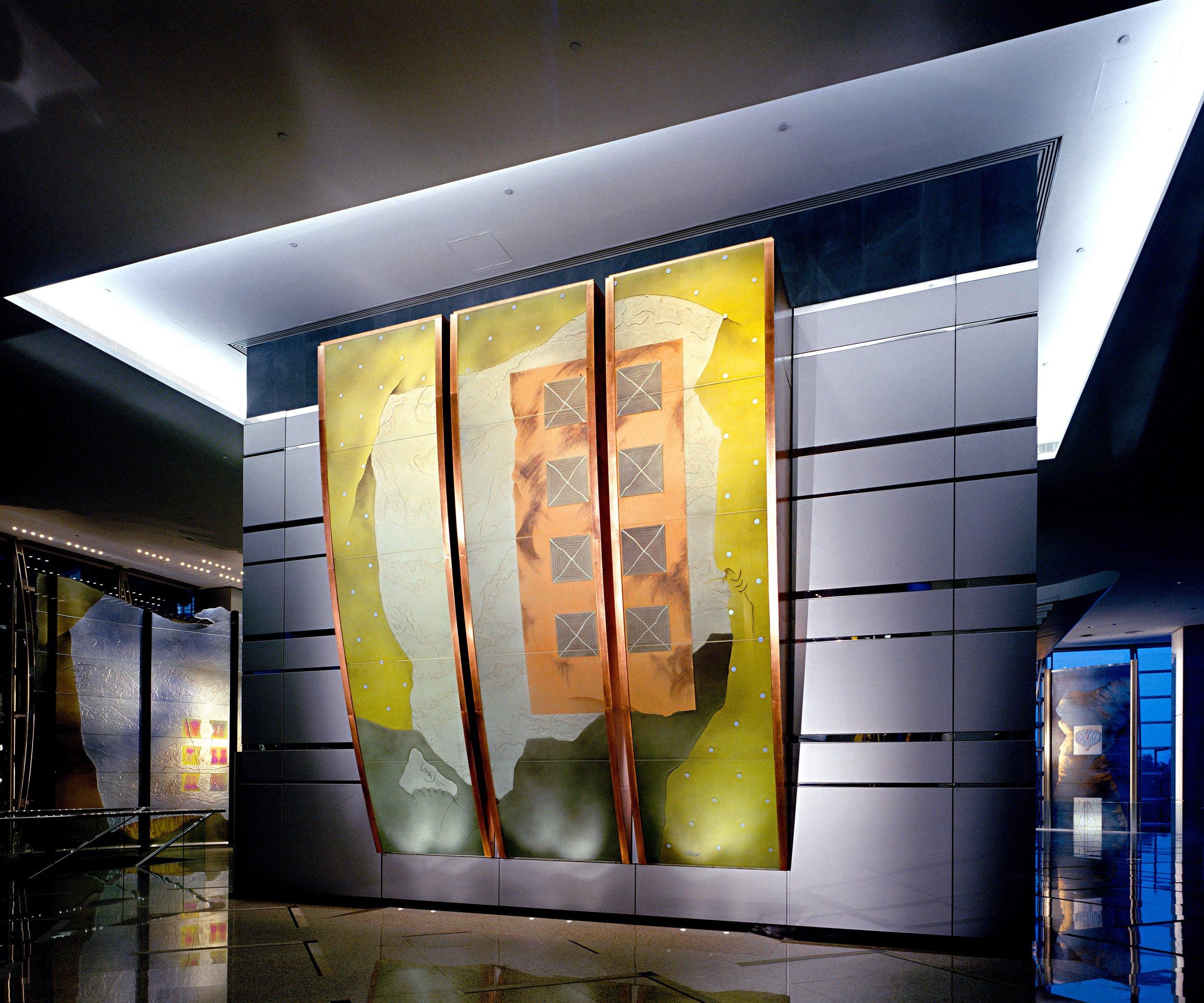 Part 1 of Chronos Trilogy | Lincoln House, Hong Kong