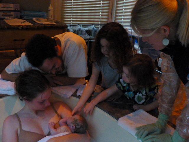 water birth center utah midwife