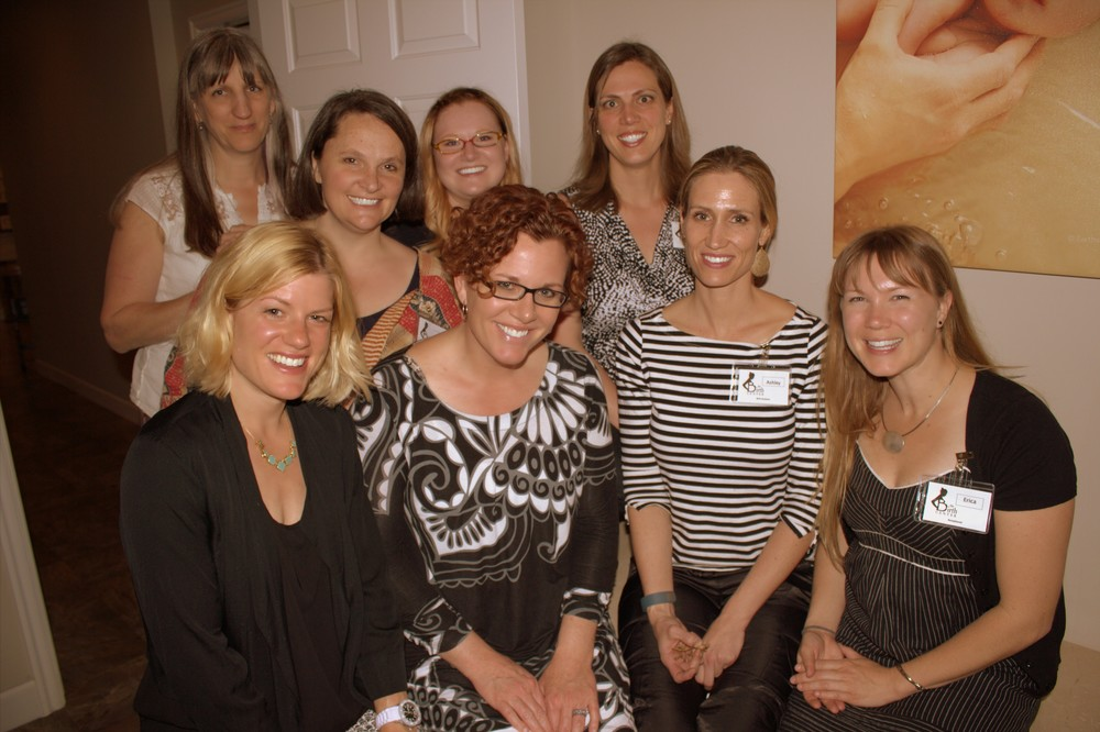 The Birth Center Utah midwives