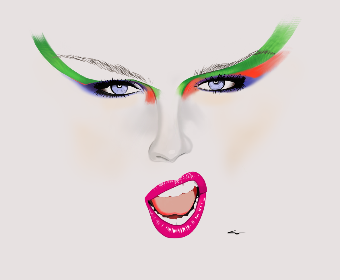 80s Glam Face Sketch.png