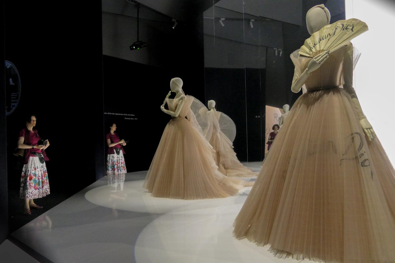 Christian Dior at the V&A