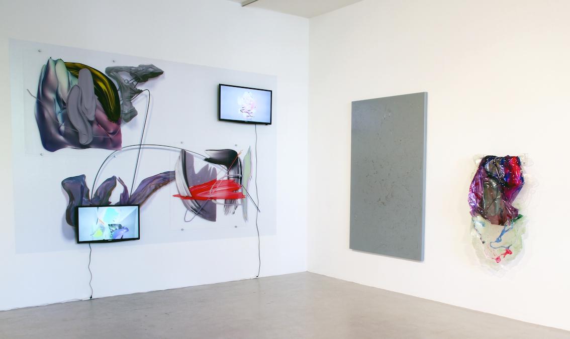 Works by Vince Mckelvie, Juliette Bonneviot, Cecilia Salama