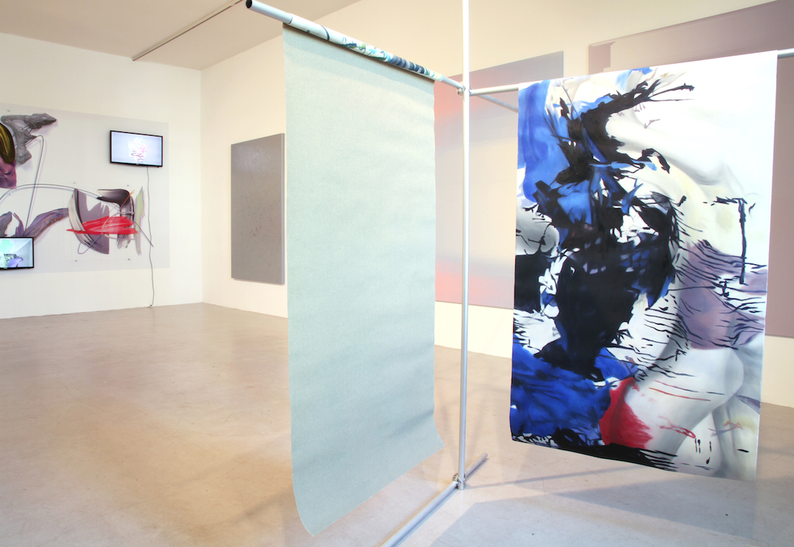 Works by Vince Mckelvie, Juliette Bonneviot, Manuel Fernández
