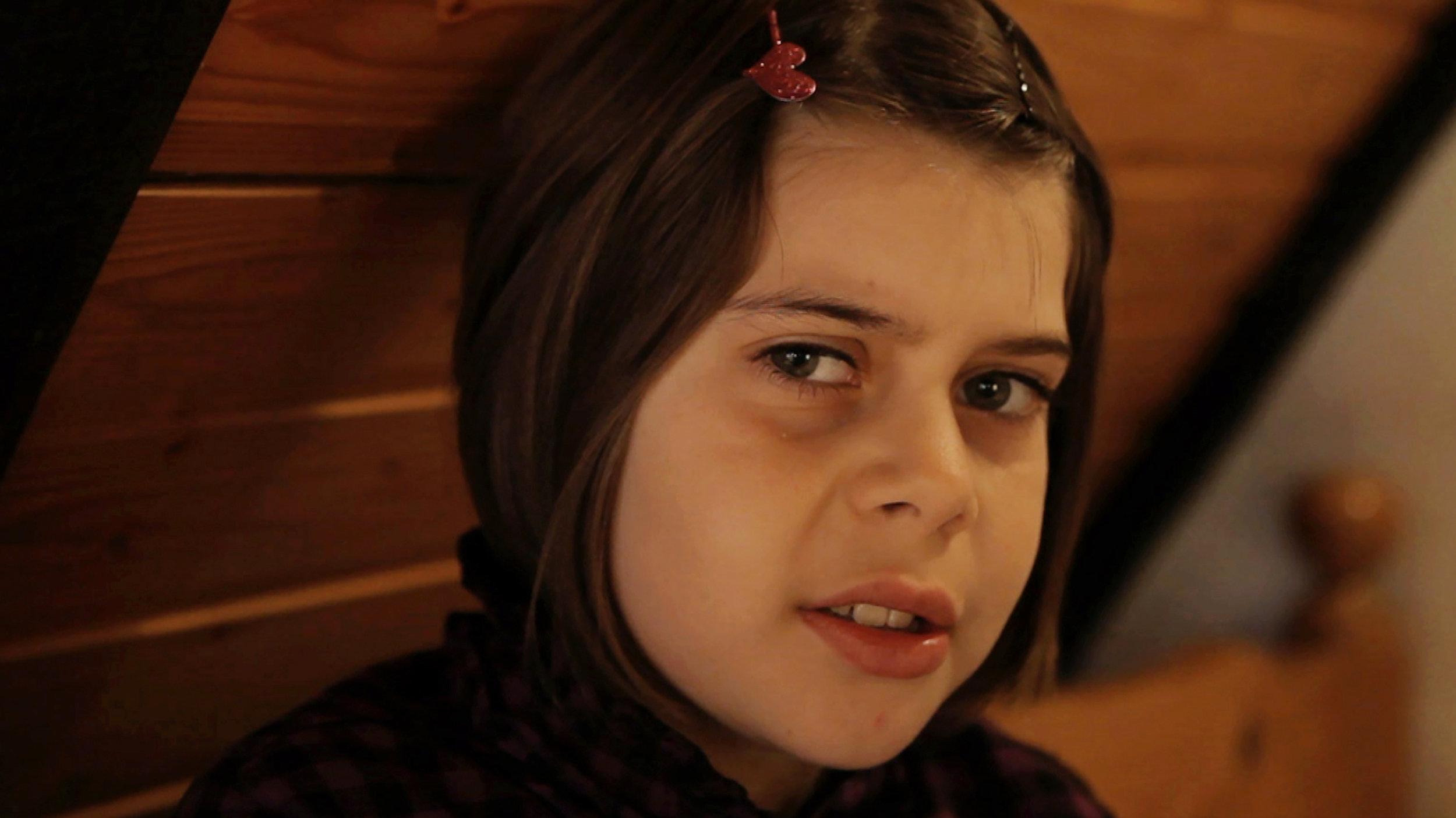 Julia Charlotte Richter, Das kleine Rotkäppchen (Little Red Riding Hood), Video (Still), 2011 © the artist