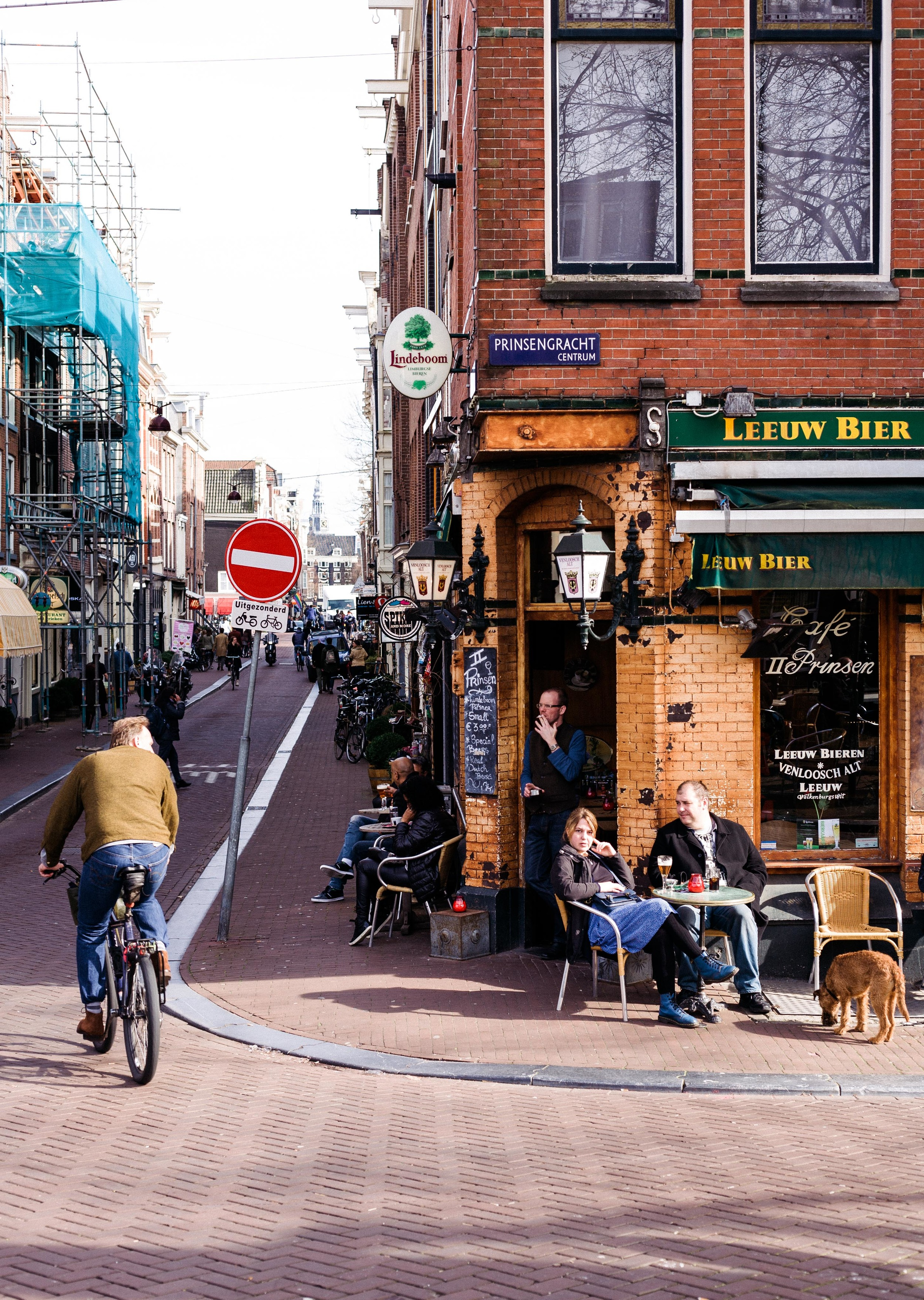 Amsterdam-Netherlands-Street-Life