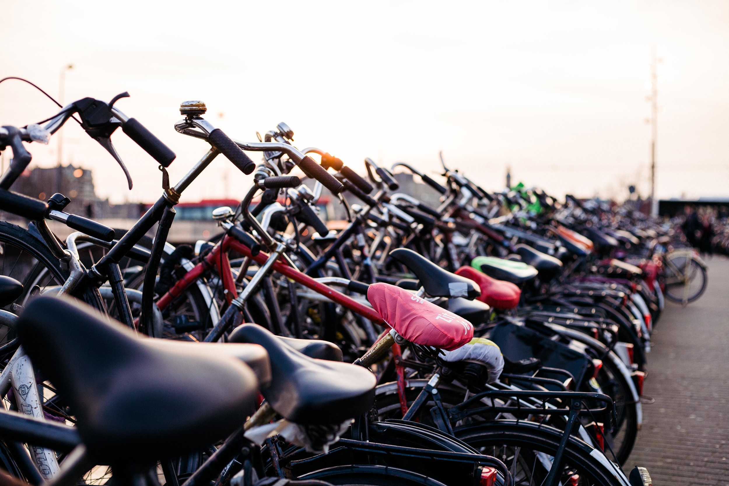 Amsterdam-Netherlands-Bicycles