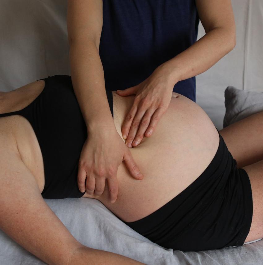 Jenny prenatal rolfing