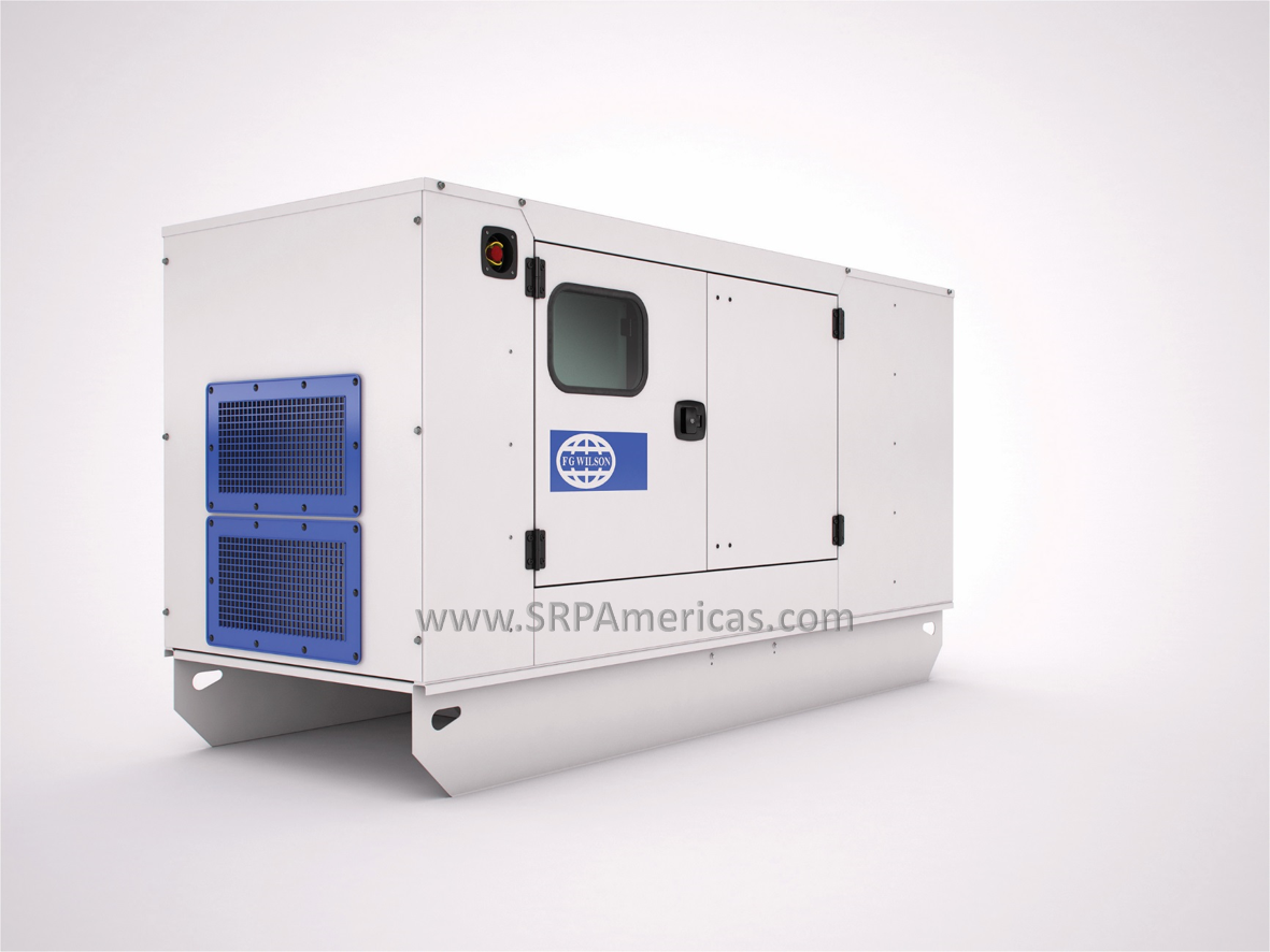 FG Wilson Diesel enclosure Generator