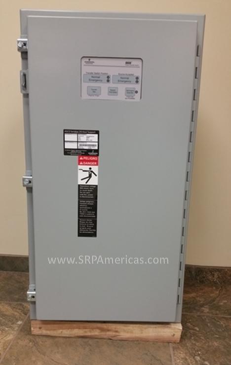 ASCO Series Power Transfer Switches