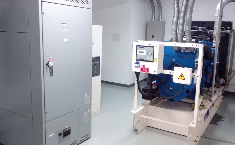 Generadores eléctricos FG Wilson