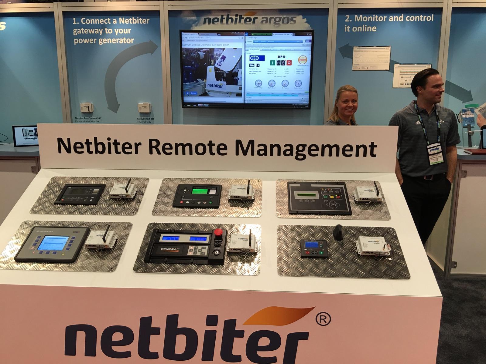 Netbiter Remote Managment