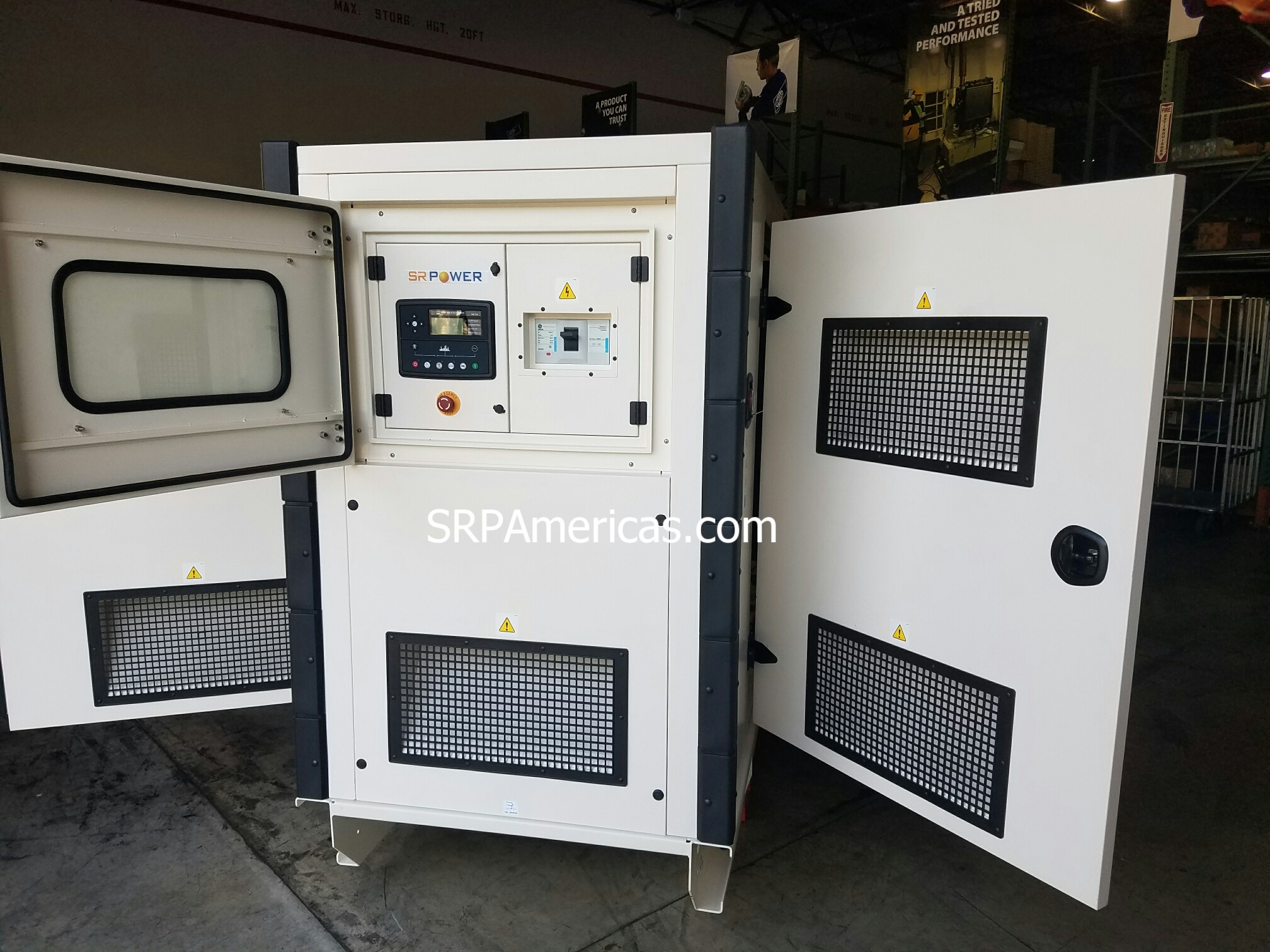 Customized power generators
