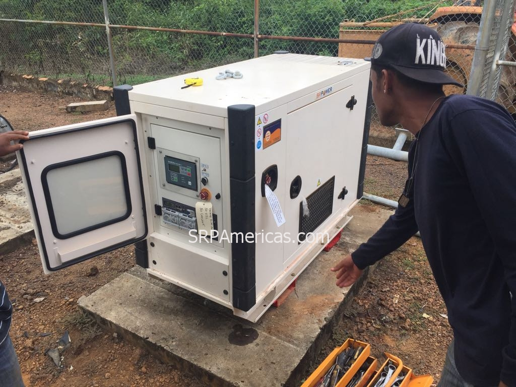 Hybrid Generators