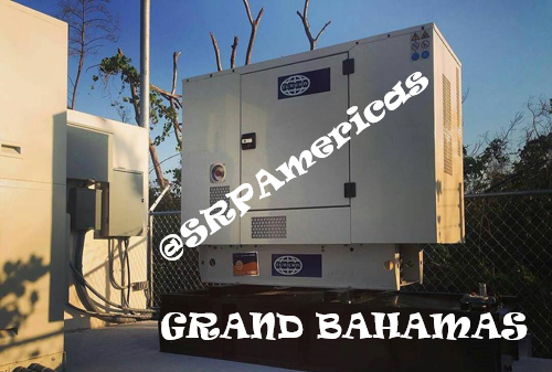 FG Wilson Generator in Bahamas