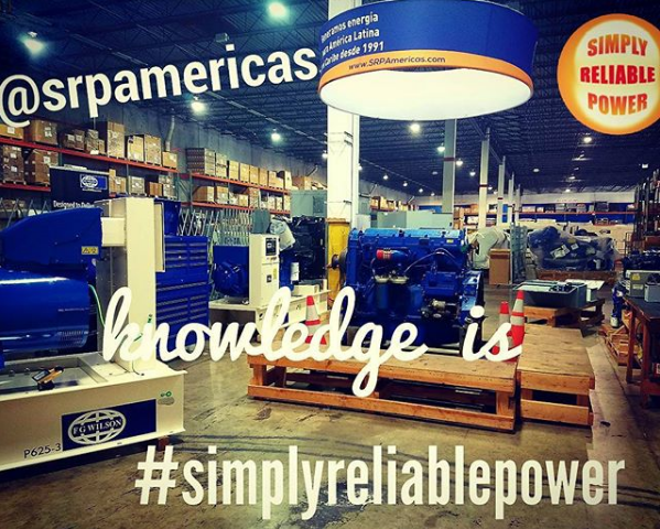 Training at Simply Reliable Power