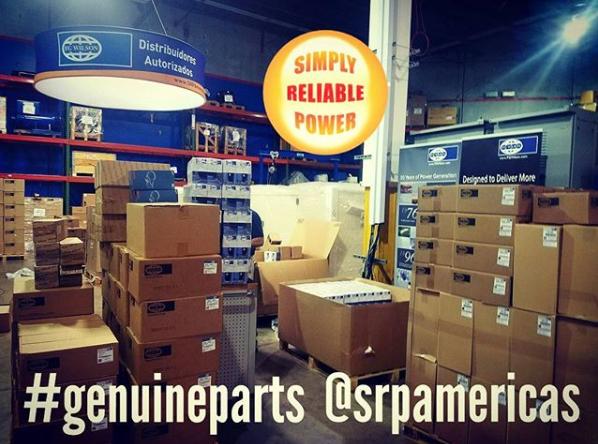 Generator Genuine Parts