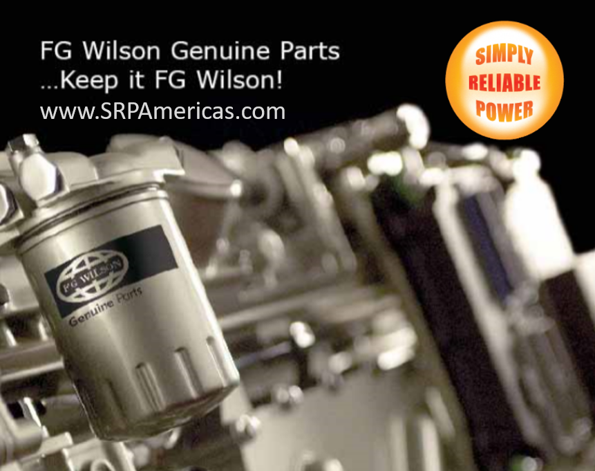 Best in Class After Sale Service - FG Wilson and Mitsubishi Genuine Parts