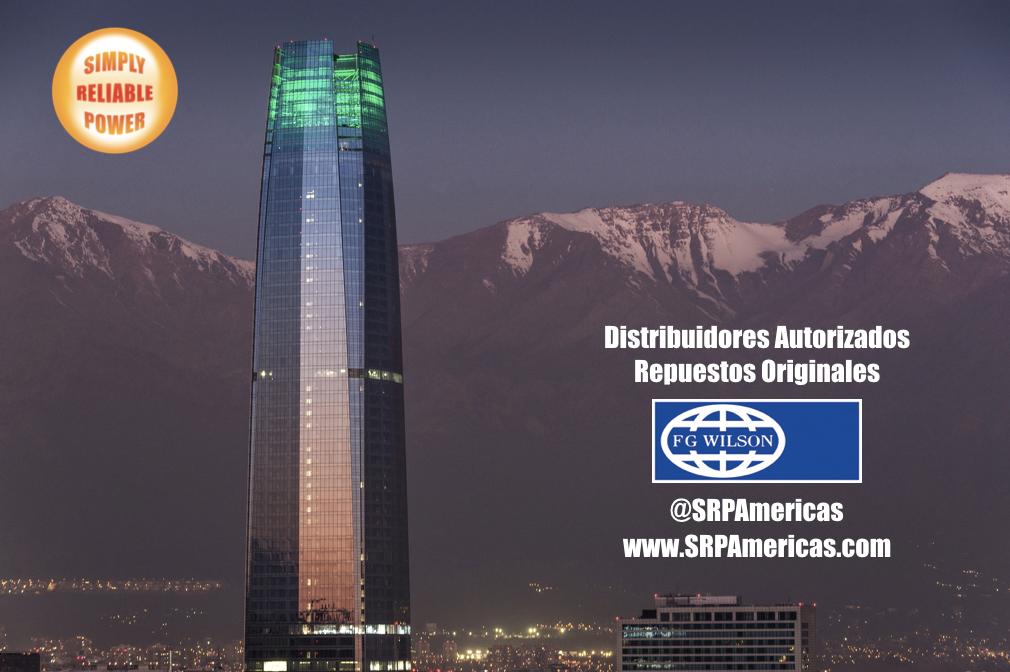 DISTRIBUIDOR AUTORIZADO REPUESTOS ORIGINALES FG WILSON EN CHILE - Haga click en la direccion de correo electronico para enviar su mensaje:INFO@SRPAMERICAS.COM