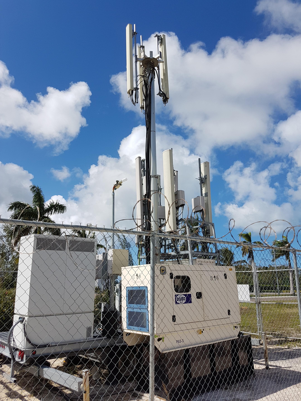 Generators for telecom sites