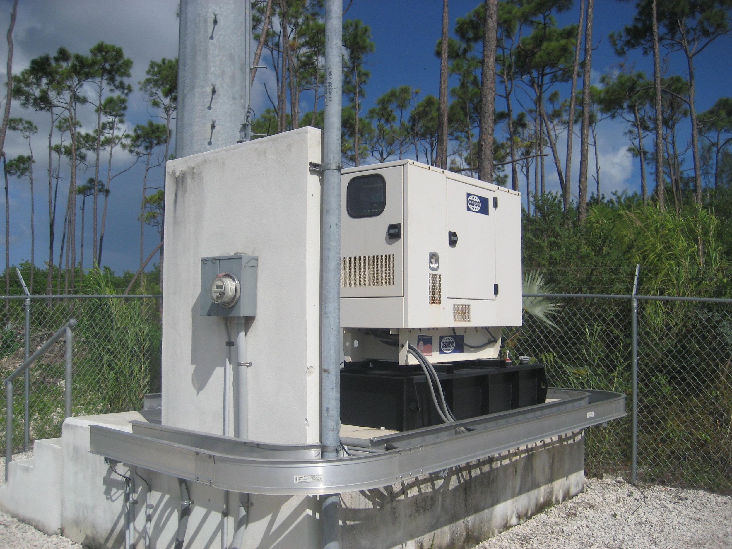 Generators, fuel tanks and switchboards @SRPAmericas