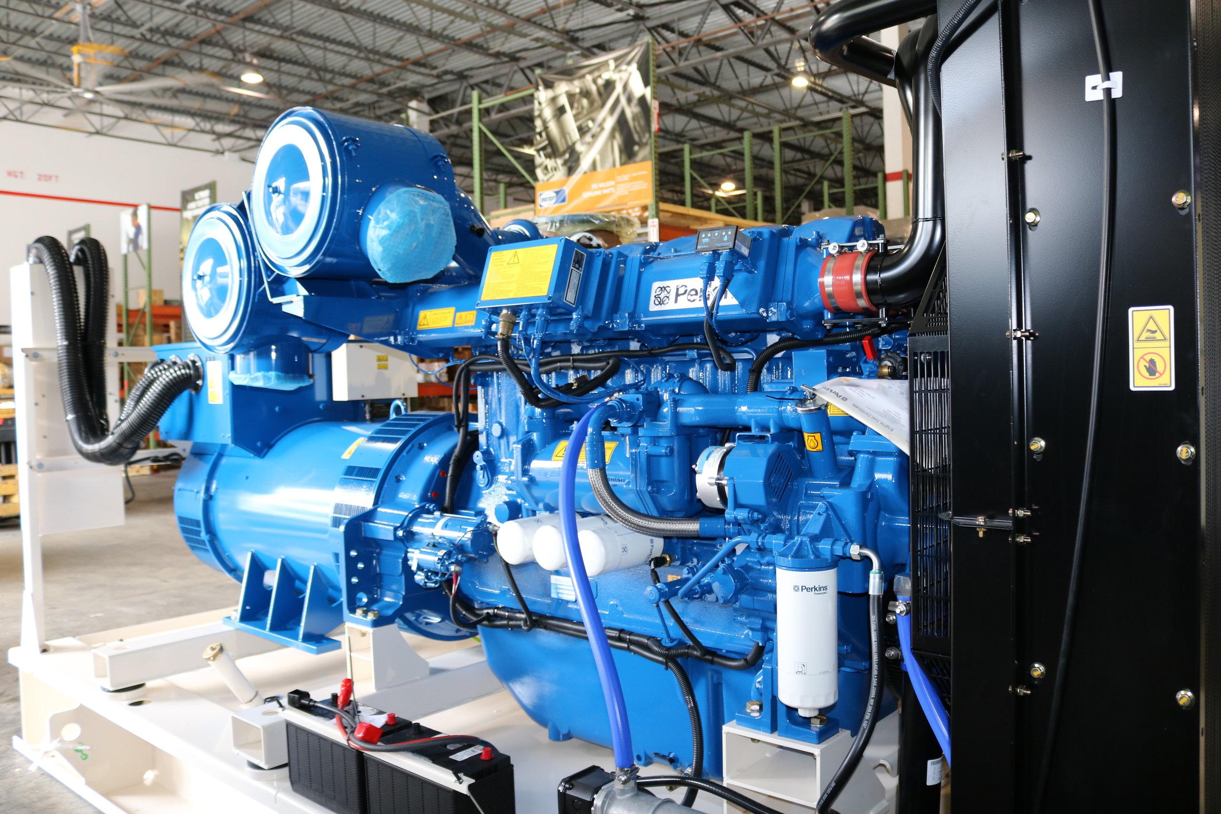 FG Wilson Generators Prime Power for The Bahamas
