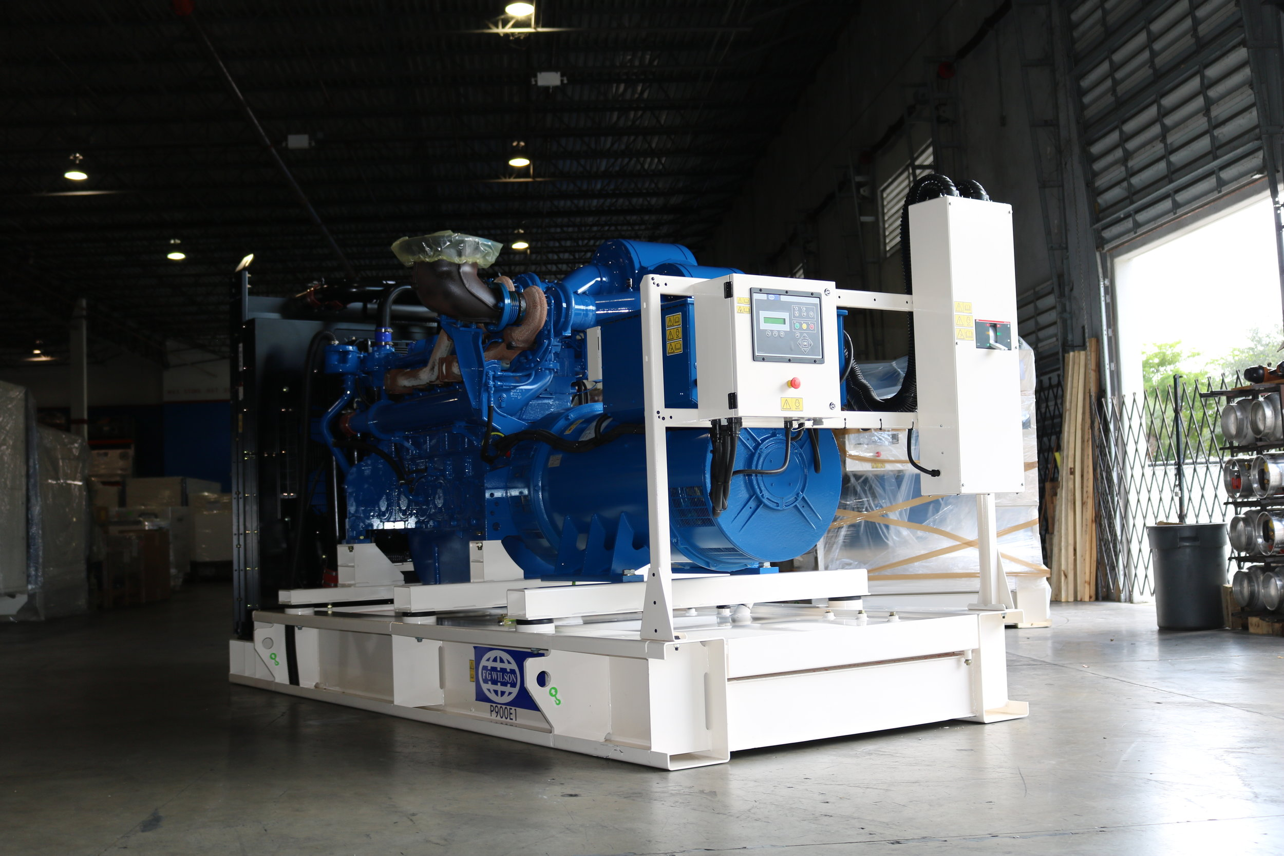 Power 24/7 for The Bahamas with FG Wilson Generators