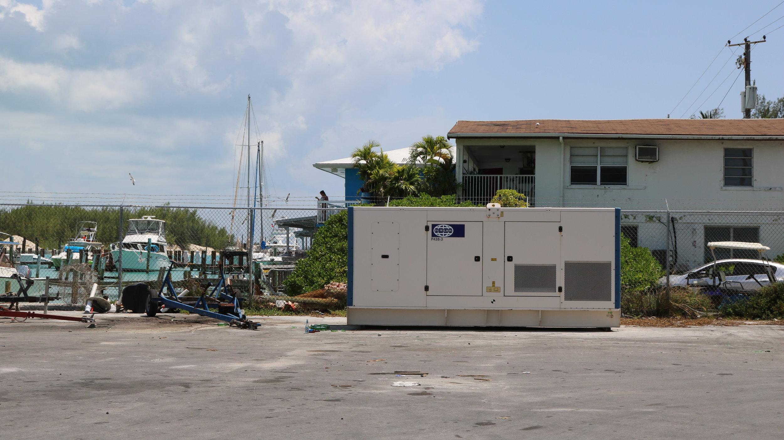 FG Wilson Enclosure Generators in The Bahamas