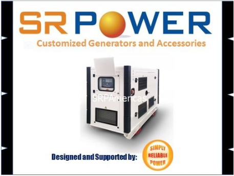 CUSTOMIZED GENERATORS AND ACCESSORIES @SRPAMERICAS -