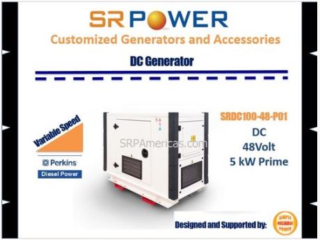 SR POWER HYBRID GENERATORS @SRPAMERICAS -