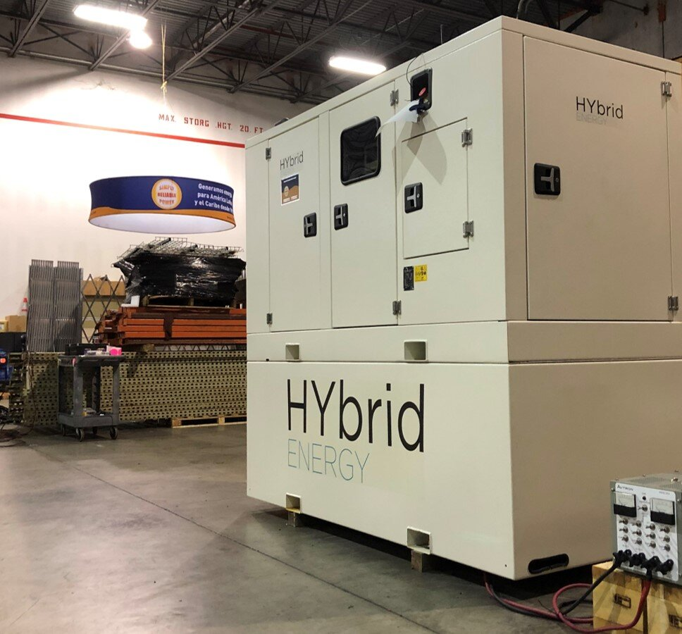 HES Mini available @SRPAmericas includes a DC generator and an energy storage system. - It offers seamless integration of multiple power sources with smart energy storage.