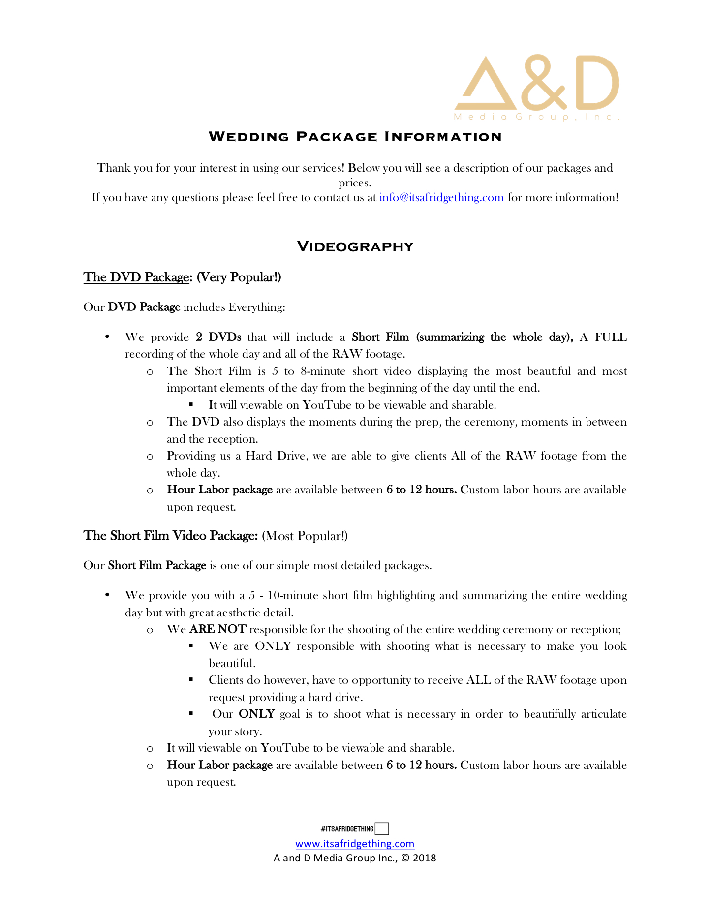 Its a Fridge Thing Wedding Package Information.jpg