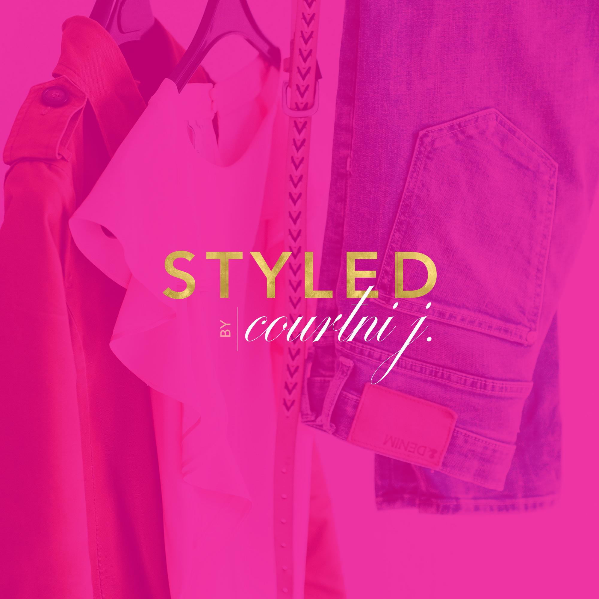 Styled By Courtni j. Brand   Print Web