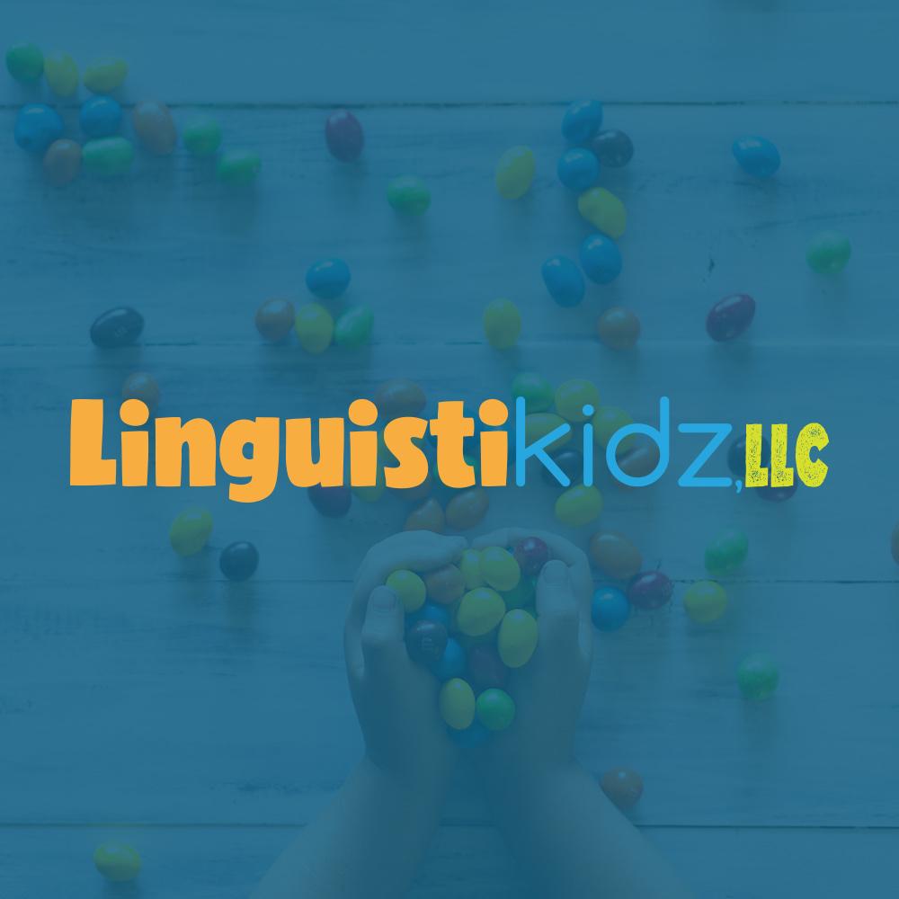 Linguisti Kidz, LLC Brand | Print