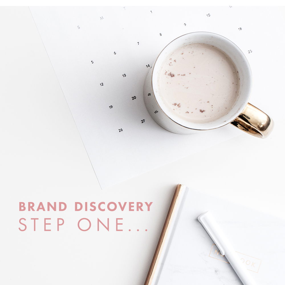 - The first step in helping us learn more about your your ideal client, how you help your ideal client or customer, brand goals, mission and core values. We will learn more about your story and the reason why you started your business.