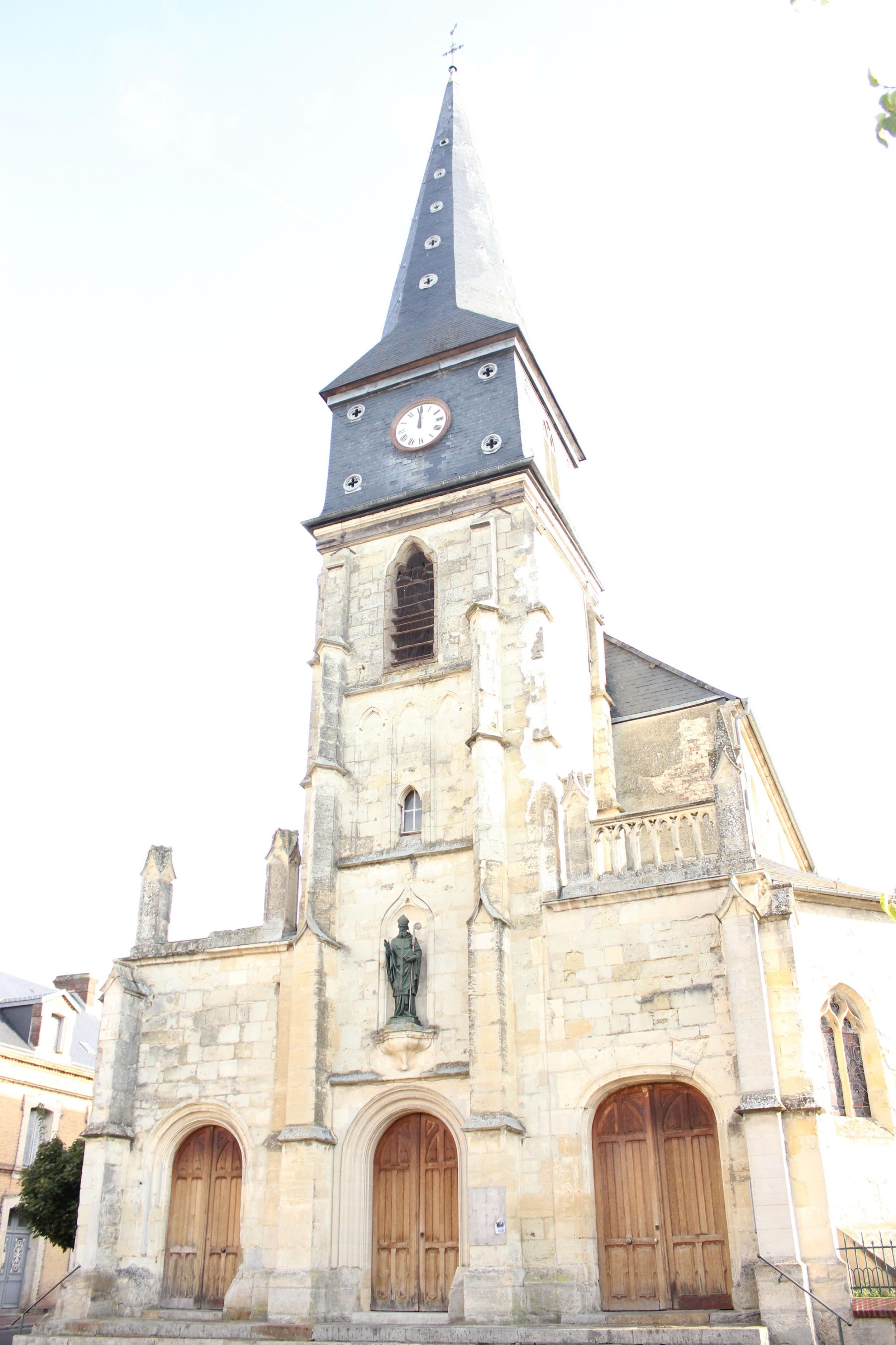 L'Eglise de Livarot