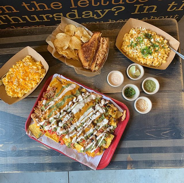 Did you guys know we are now open Keg and Case Market AND we have new menu items like nachos and Lobster Mac and cheese! Come out this weekend it's going to be awesome.