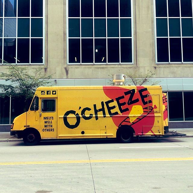 We are downtown Minneapolis today on marquette between 7 th and 8th! Come visit us!!
