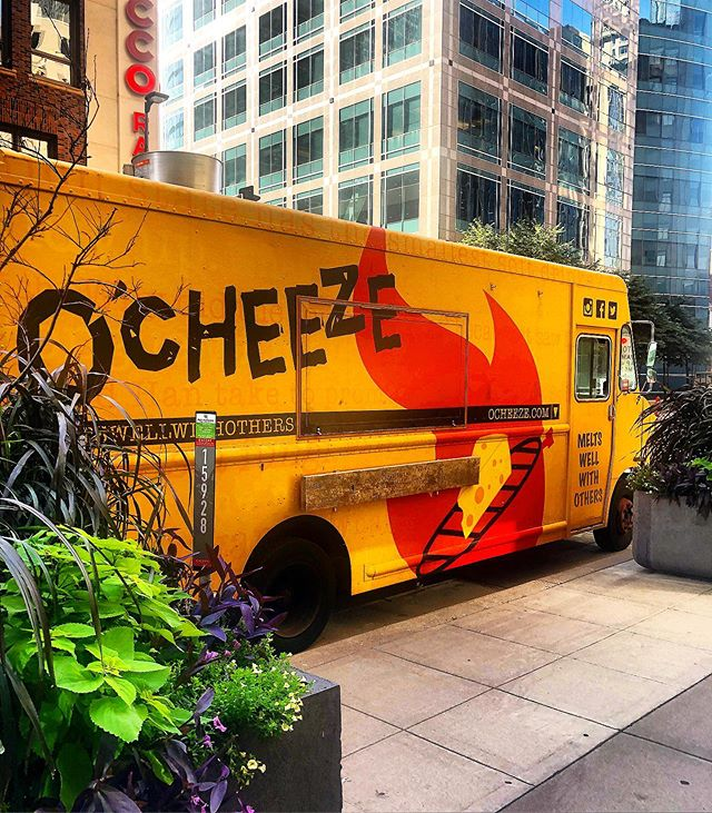 TRUCK ALERT! We are downtown Minneapolis today for lunch, and parked on 2nd ave s and 7th street! Come on out, it's a perfect day for some #streetfood and #grilledcheese #meltswellwithothers ers