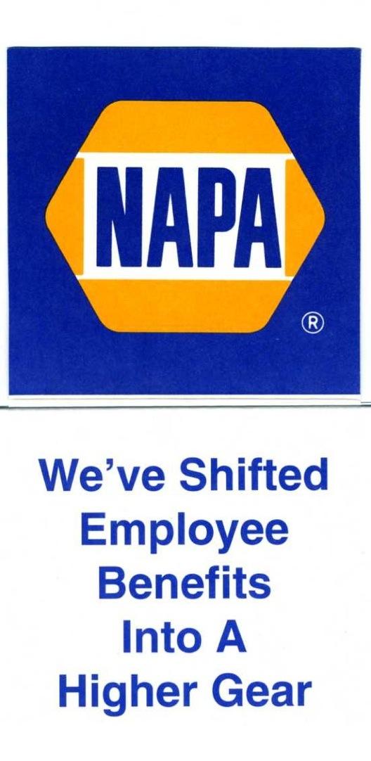 employee benefits mailer
