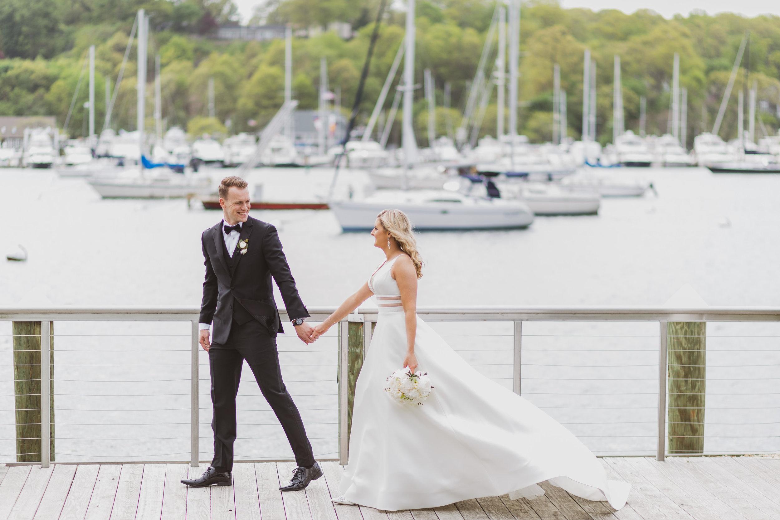 Harbor Club at Prime Wedding -